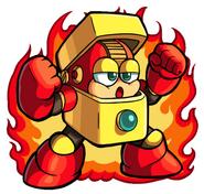 SFxAC Heat Man