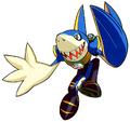 SharkMan EXE