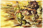 SB3 Ieyasu and Tadakatsu