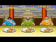 Warriors of Fate Arcade Gameplay Multiplayer