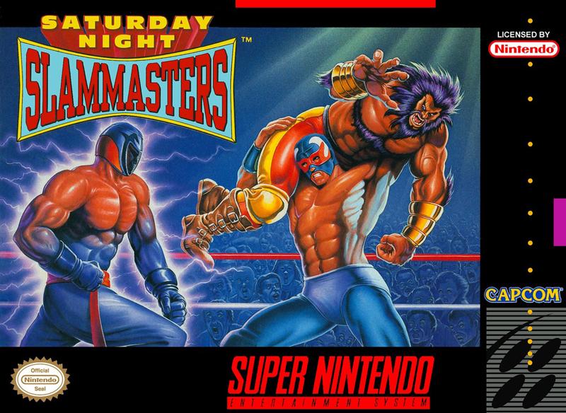 Slam Masters (series)