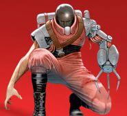 Bionic Commando Rearmed - Gottfried helmet
