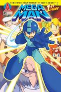 Mega Man Archie issue 1