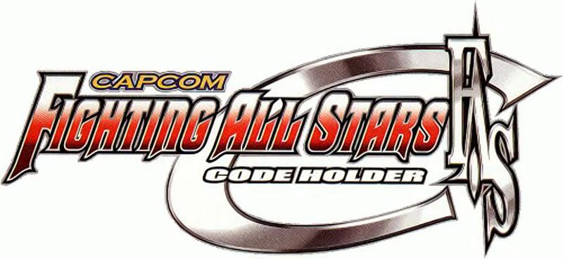 Capcom Fighting All-Stars: Code Holder
