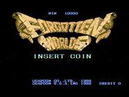 Forgotten Worlds Arcade Multiplayer Gameplay