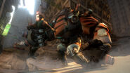 Bionic Commando Screen Shot 02