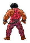 Street Fighter III 2nd Hugo
