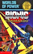 Bionic Commando Worlds of Power