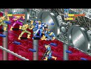 Captain Commando Mame Arcade Multiplayer Gameplay