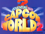Adventure Quiz: Capcom World 2