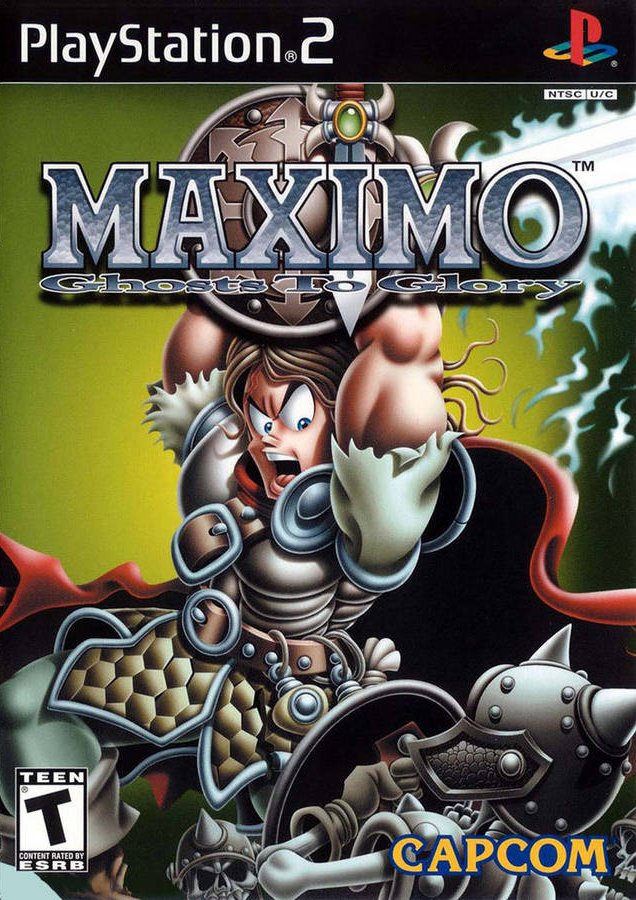 Maximo GtG Box Art.png