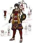 SB4 Nagamasa Alt Costume