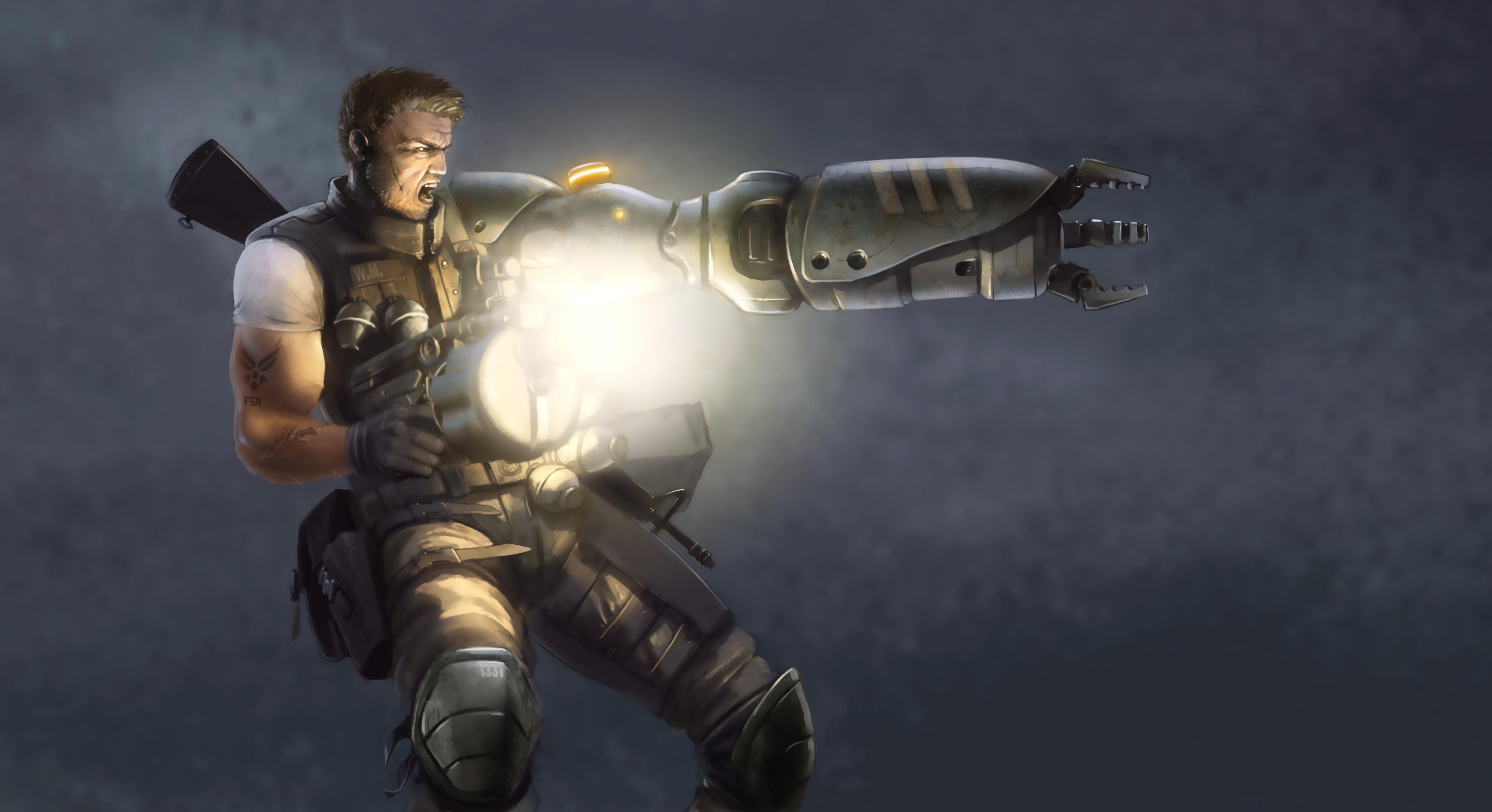 Bionic Commando Concept Art - Nathan Rad Spencer 06.jpg