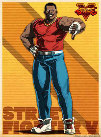 Mike (Street Fighter)