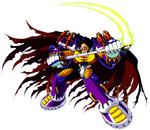 MMX4 Sigma Reaper