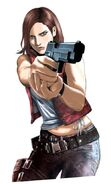 Claire Redfield-Heavenly Island