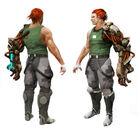 Bionic Commando Concept Art - Nathan Rad Spencer 01