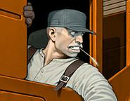 BCR Siege Machine Driver
