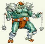 KoD Orc King