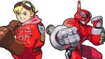 Edward Falcon X Red Whirlwind