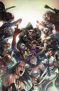 Marvel vs Capcom 3 special edition cover art