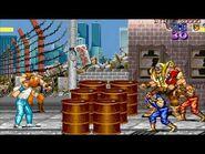 Final Fight Arcade Multiplayer Gameplay