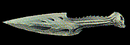 DMC2 Lucia Throwing Dagger
