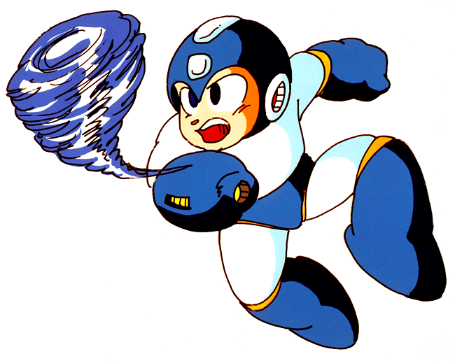 Special Weapons (Mega Man 2)