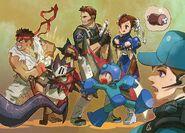 Capcom Co-op