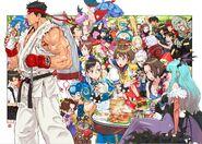 Capcom Picnic