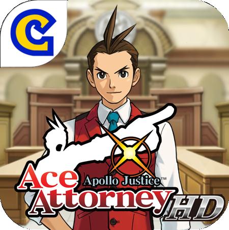 Apollo Justice: Ace Attorney HD