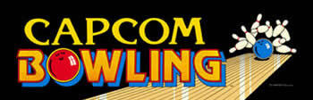 Capcom Bowling marquee title.jpg