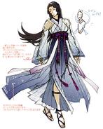 SB4 Oichi Alt Costume