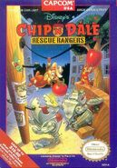 Chip 'n Dale- Rescue Rangers NA cover art