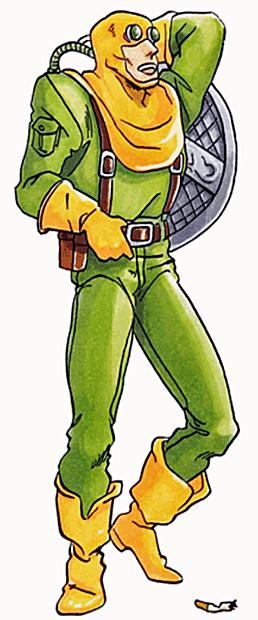 Captain Commando