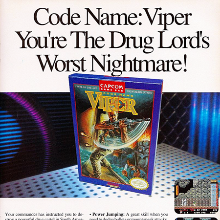 Code Name Viper Capcom Database Fandom