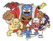 GnG Monster Group