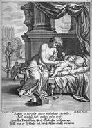 Ambrosia Thetis Achilles