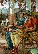 Baucis and Philomon