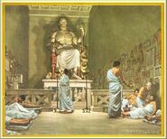 Healing Temple of Asclepius