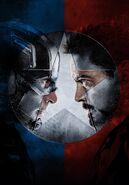 Textless Civil War Poster