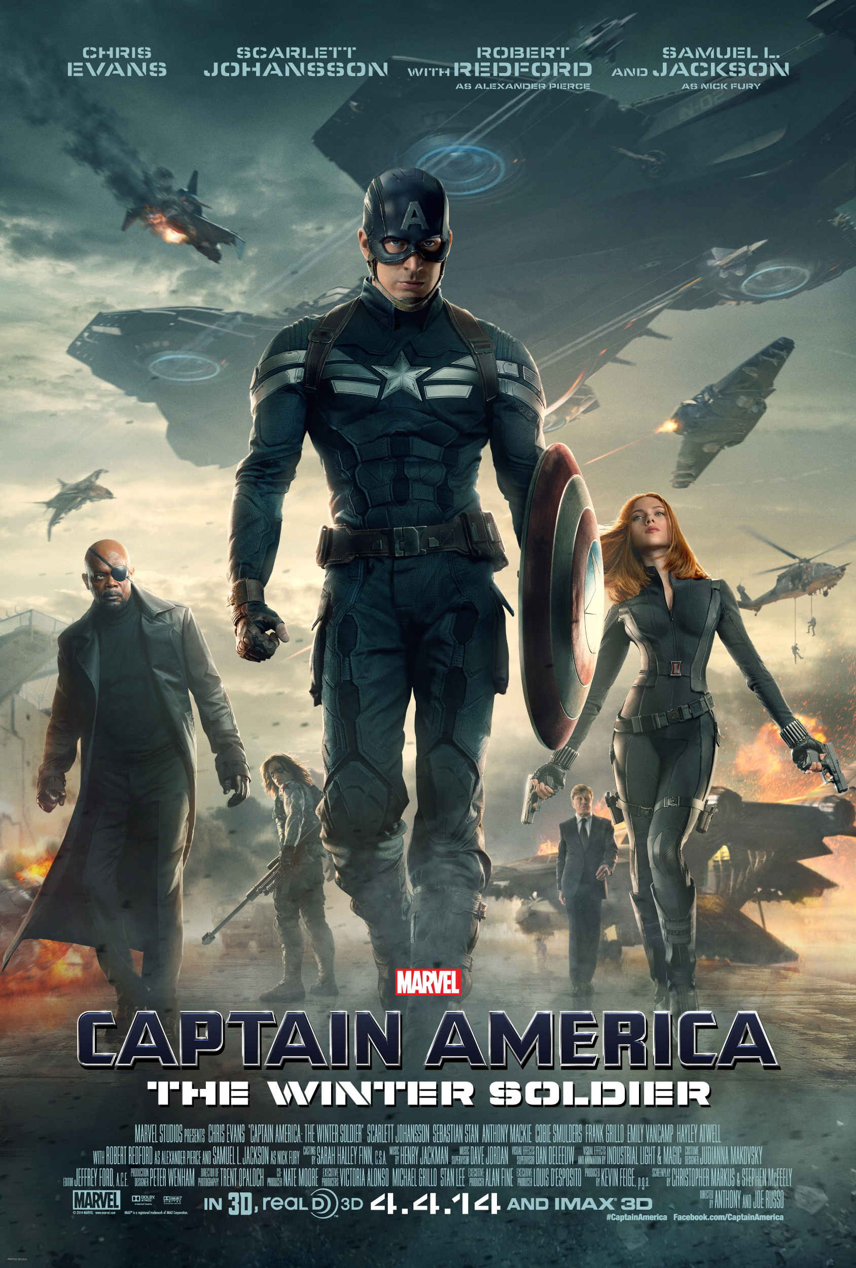 Captain America The Winter Soldier   Captain America Wiki   Fandom