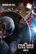 Captain America Civil War Poster 03