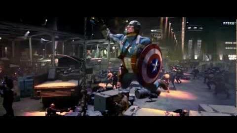 Captain America The First Avenger TV Spot 10