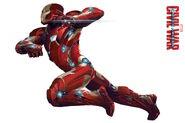 Civil War Iron Man Promo