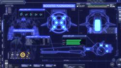 Captain Earth Wiki - Weapon - Plasmagnum - Blueprint.png