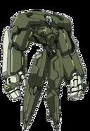 Captain Earth Wiki - Mech - Kiltgang - Type-7 - Bugbear