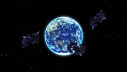 Captain Earth Wiki - Unmanned Impacter - Cerberus.png