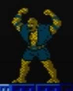 Duke Nukem boss fight