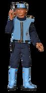 Captain Blue (Replica Figure)